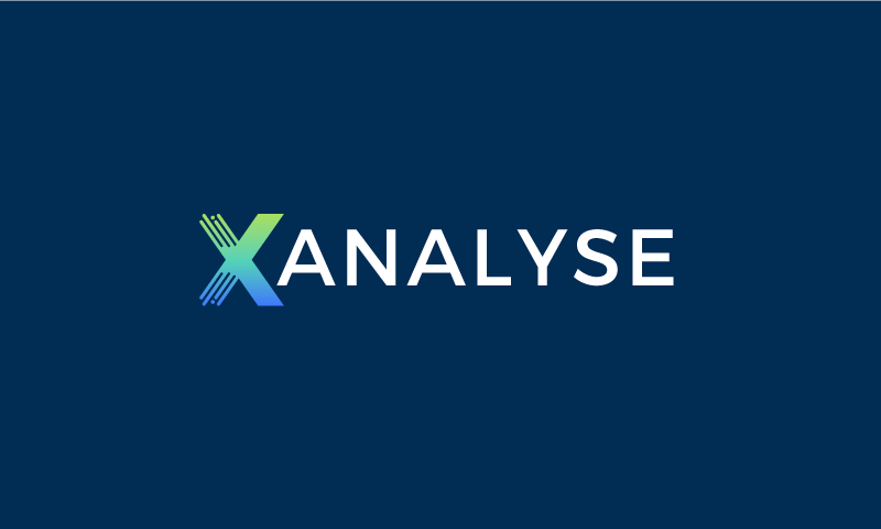 Xanalyse - Research startup name for sale