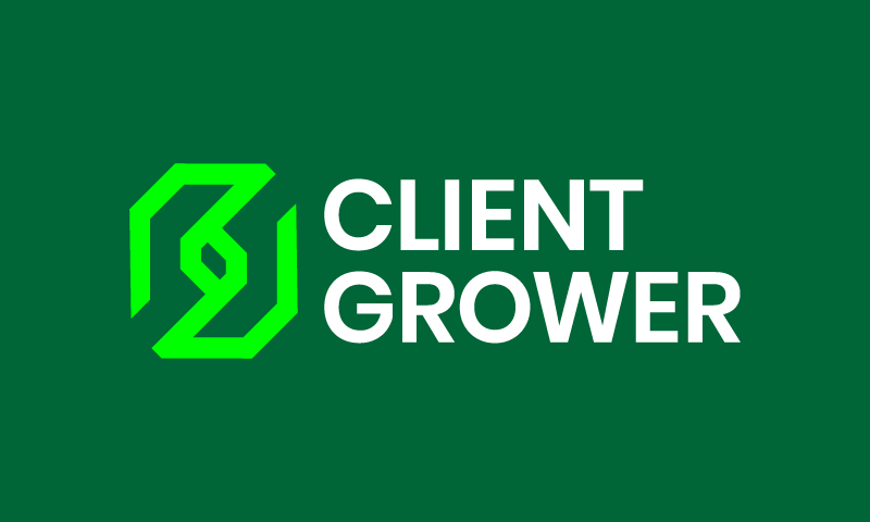 Clientgrower - Possible startup name for sale