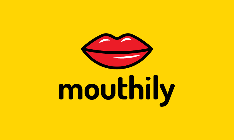 Mouthily - E-commerce brand name for sale