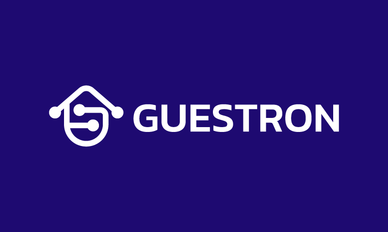 Guestron - Business product name for sale