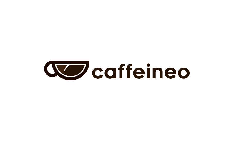 caffeineo logo - Wake up and smell the coffee