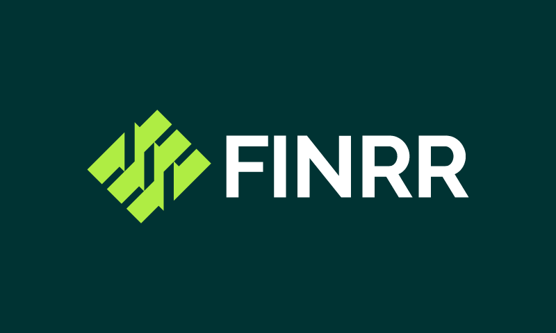 Finrr - Finance brand name for sale