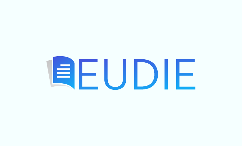 Eudie - E-learning business name for sale