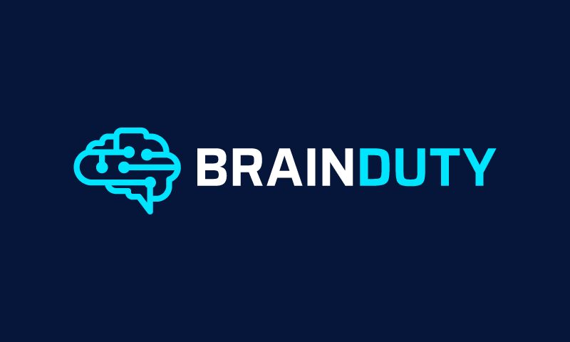 Brainduty - Artificial Intelligence brand name for sale