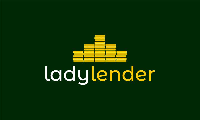 LadyLender logo