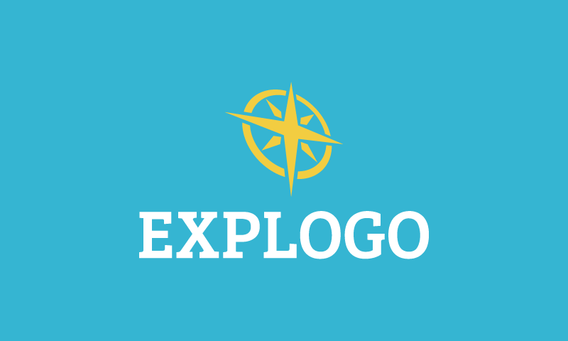 Explogo - Travel domain name for sale