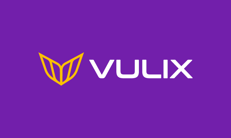 Vulix - Retail domain name for sale