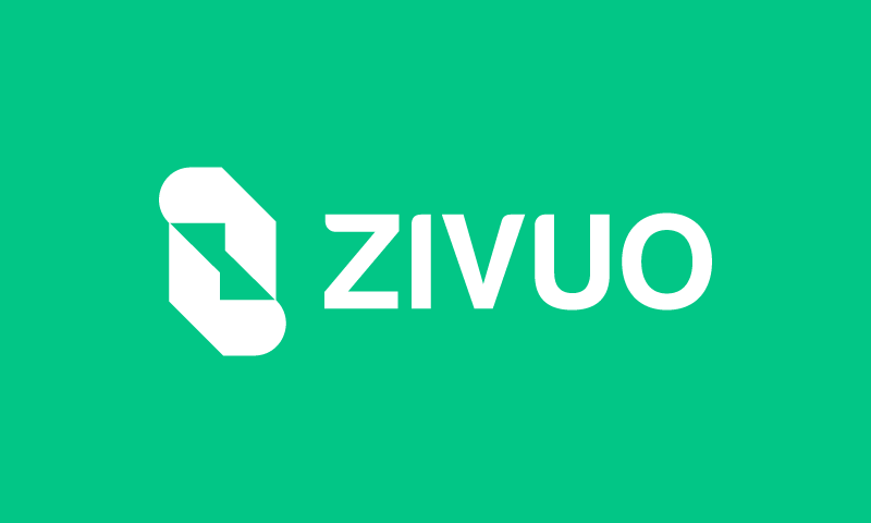 Zivuo - Audio startup name for sale