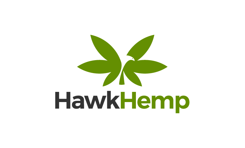 Hawkhemp - Cannabis business name for sale