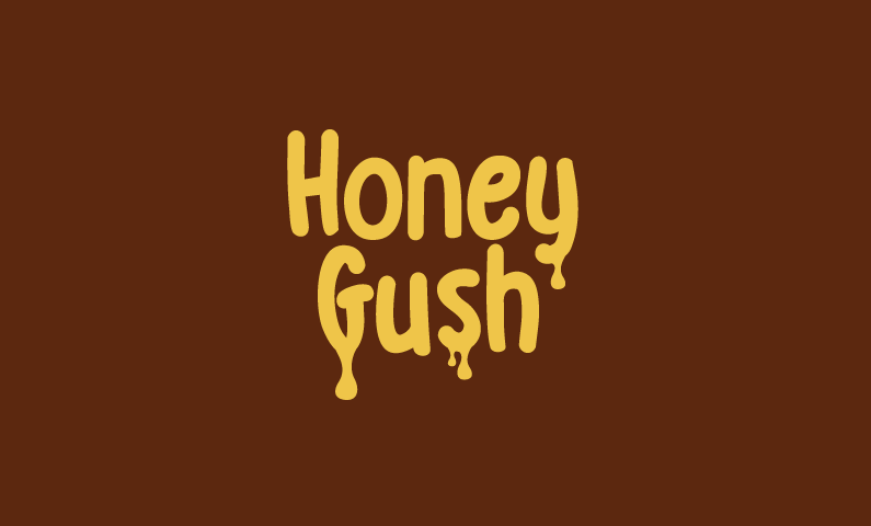 Honeygush - Dining startup name for sale