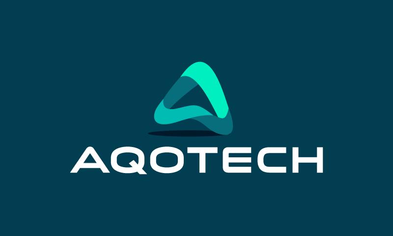 Aqotech - Technology business name for sale