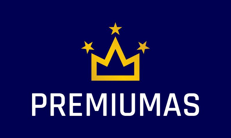 Premiumas - Business brand name for sale