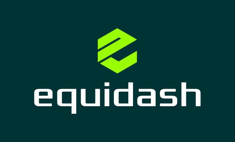 Equidash - Finance startup name for sale