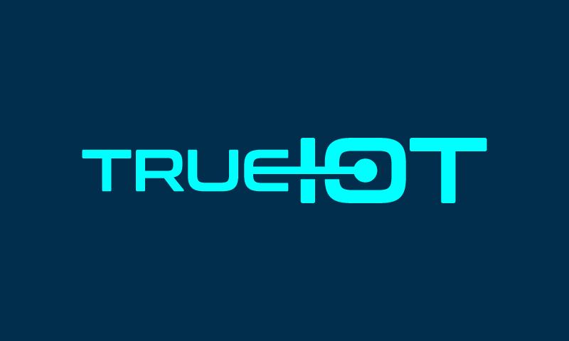 TrueIOT logo