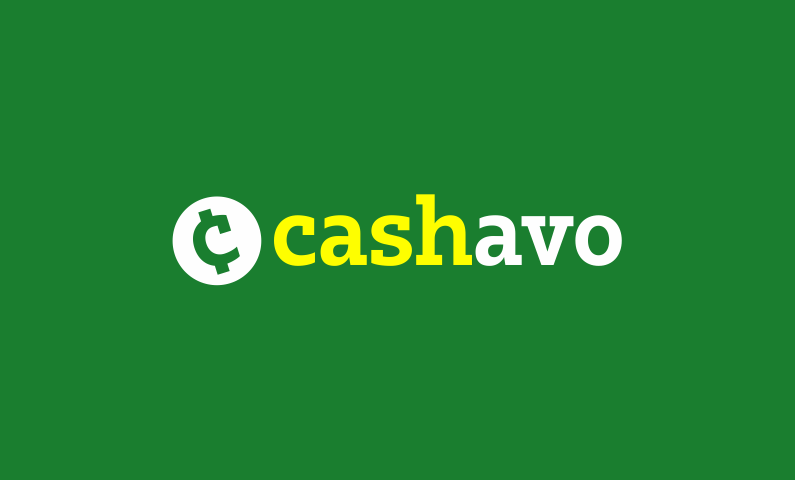 Cashavo - Finance startup name for sale