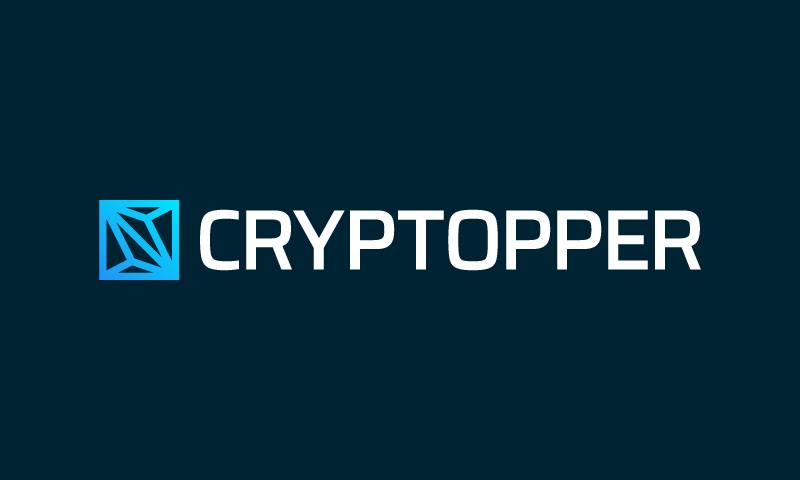 Cryptopper - Cryptocurrency startup name for sale