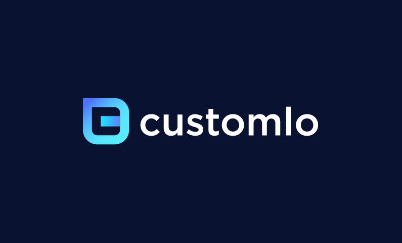 Customlo - E-commerce brand name for sale