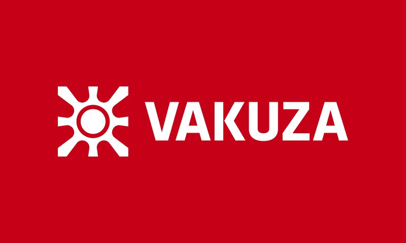 Vakuza - Friendly domain name for sale