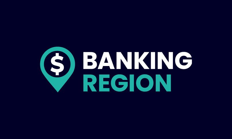 Bankingregion - Banking brand name for sale