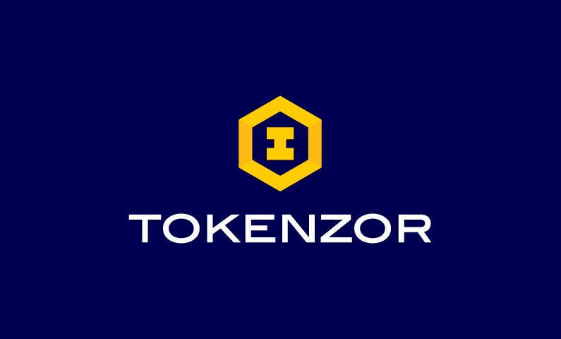 Tokenzor - Cryptocurrency brand name for sale
