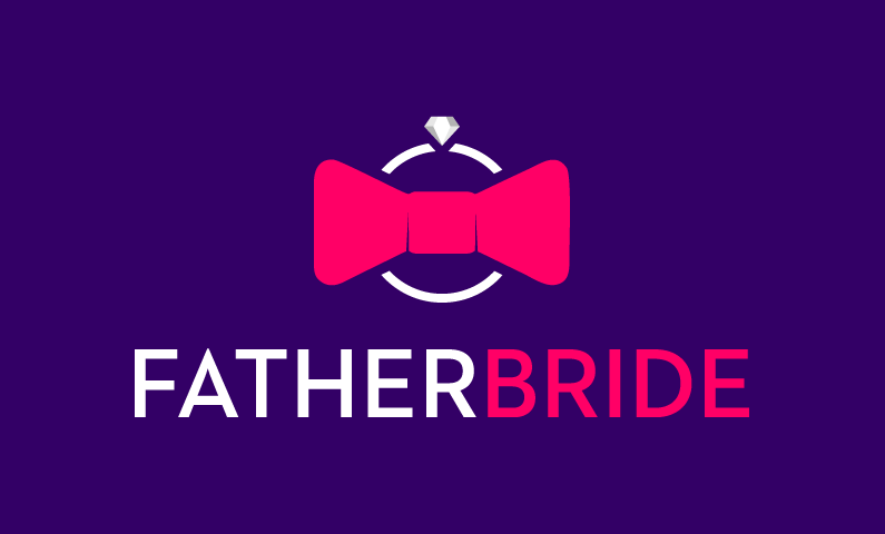 Fatherbride - Weddings company name for sale