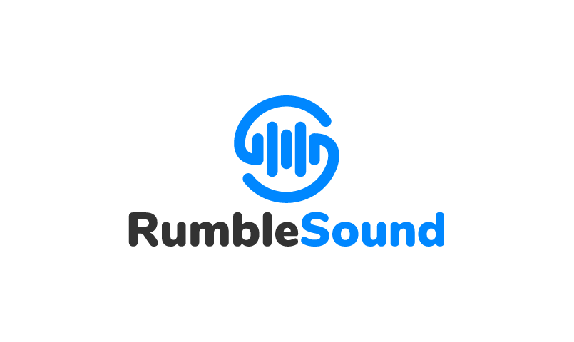 Rumblesound - Music domain name for sale