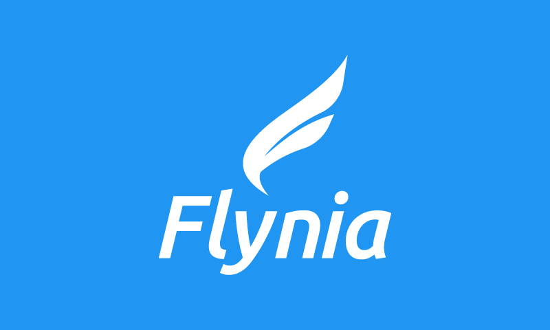Flynia - Travel domain name for sale
