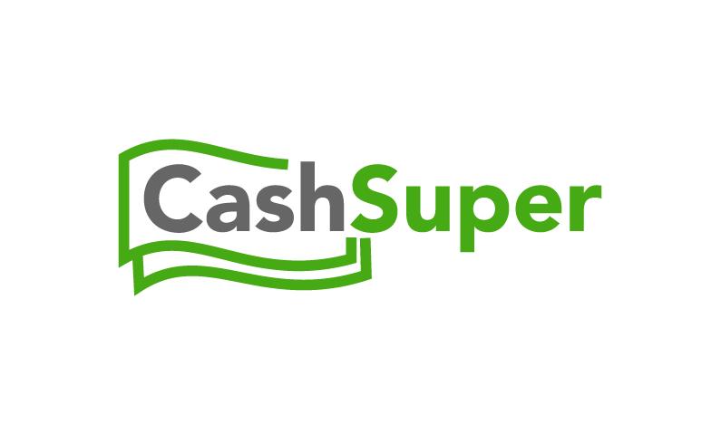 Cashsuper - Finance product name for sale
