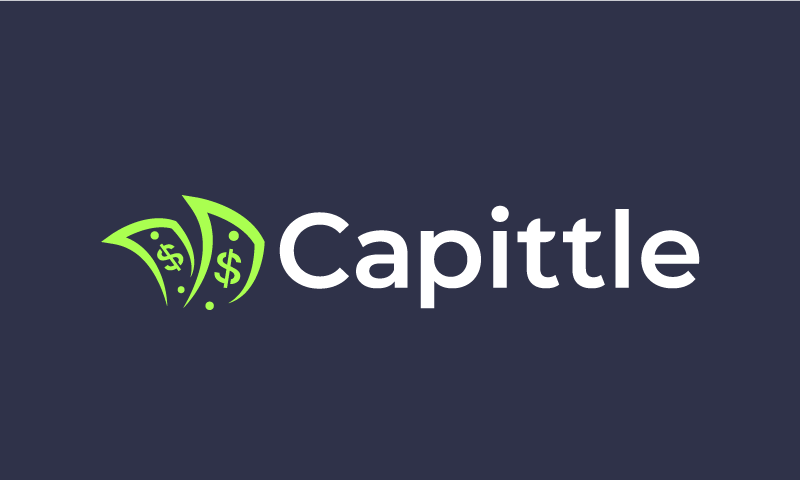 Capittle - Finance domain name for sale