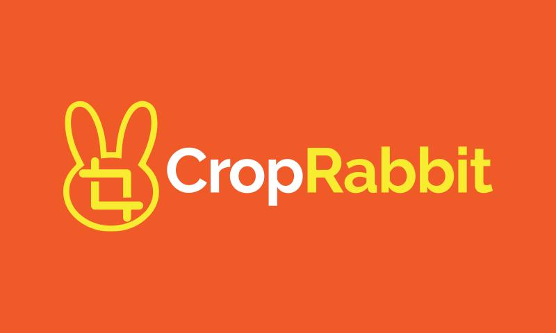 Croprabbit - Appealing startup name for sale