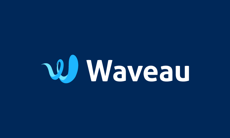 Waveau - Entertainment company name for sale