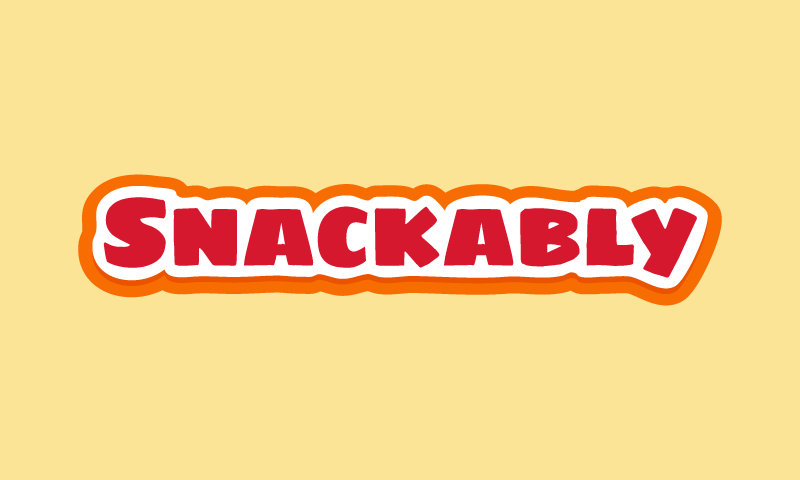Snackably logo