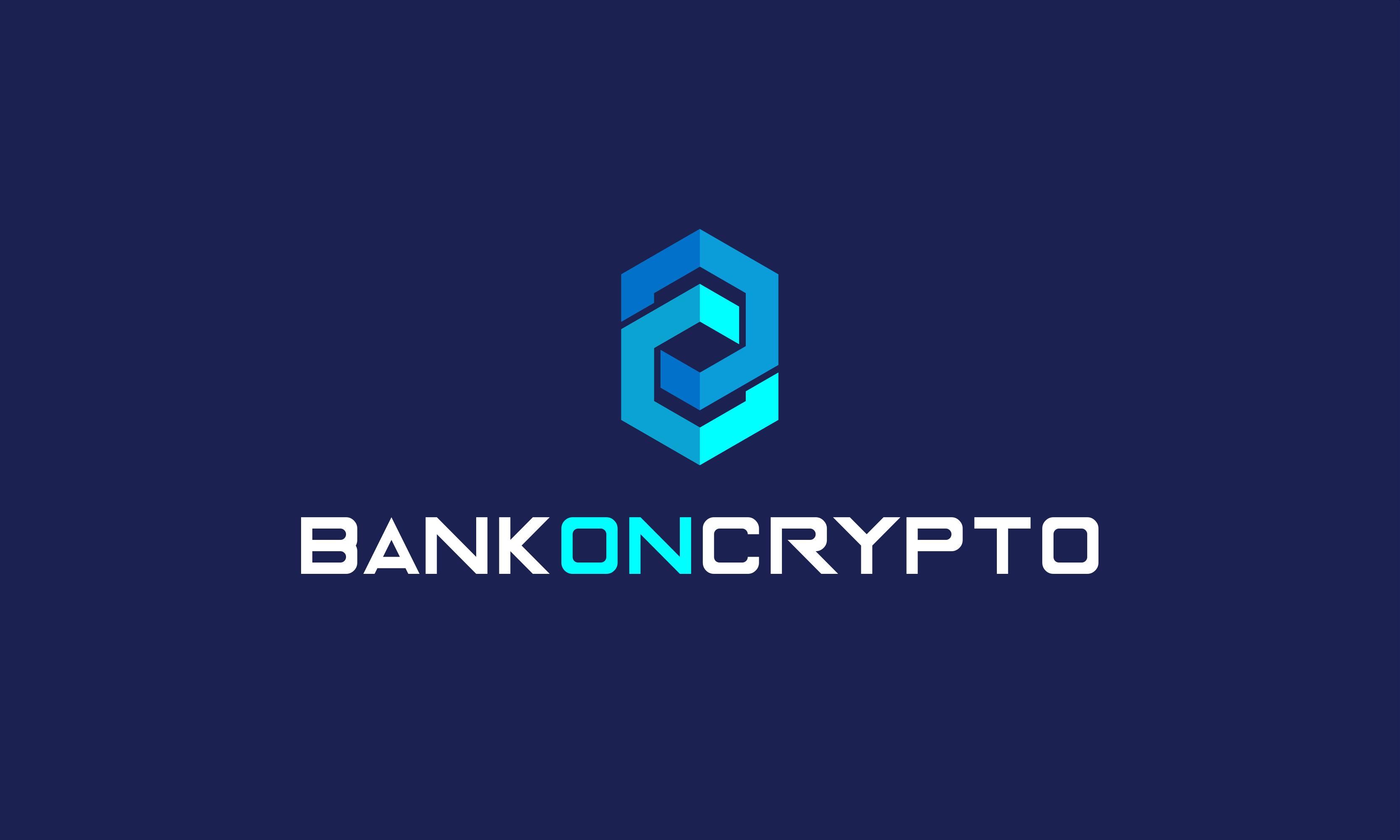 Bankoncrypto