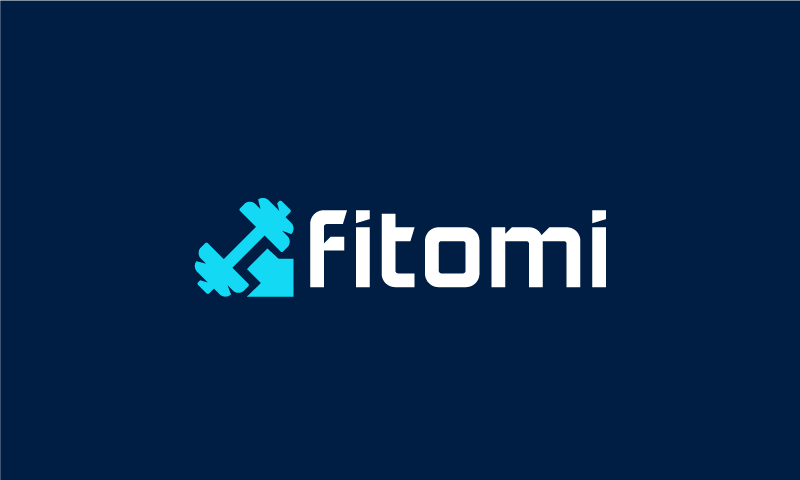 Fitomi - Fitness startup name for sale