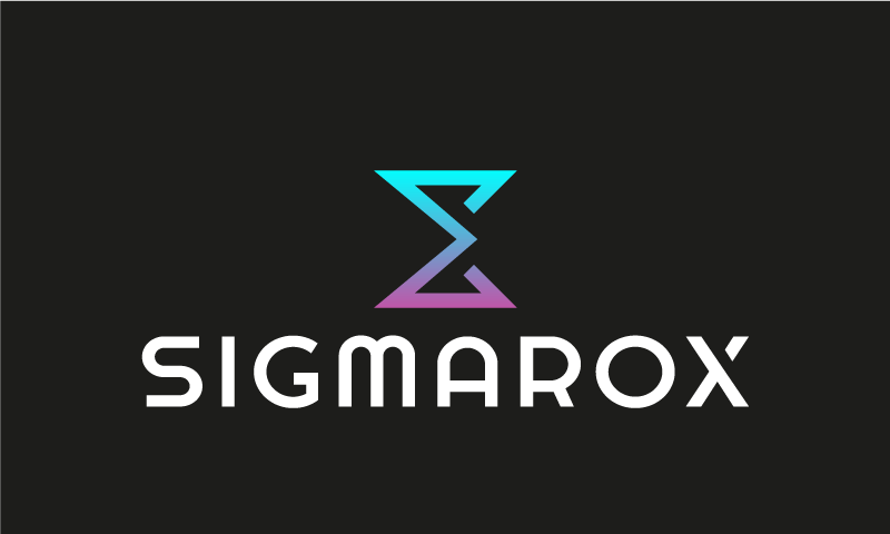 Sigmarox - Technology brand name for sale