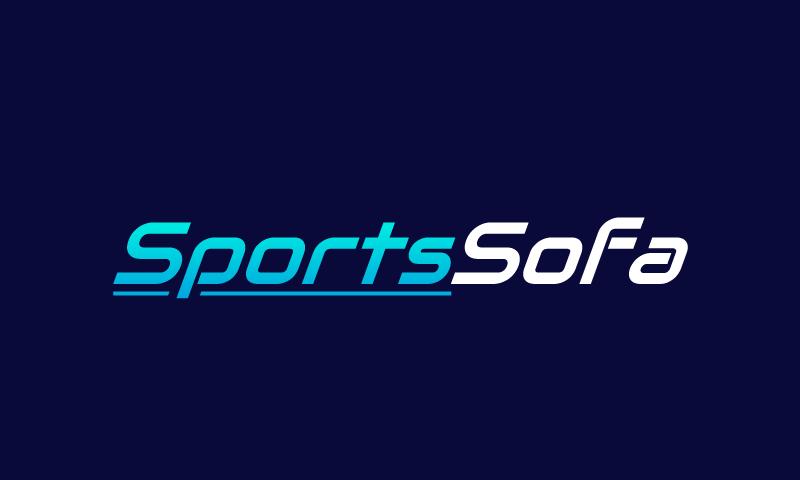 Sportssofa - Sports brand name for sale