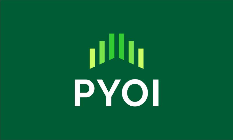 Pyoi logo