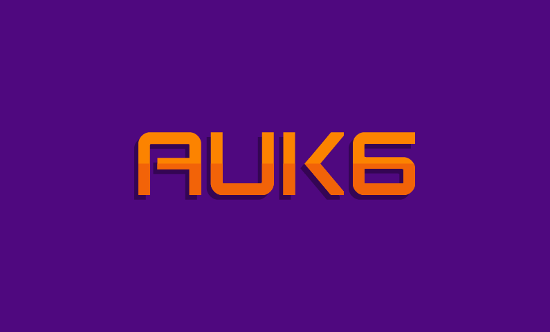 Auk6 - Technology business name for sale