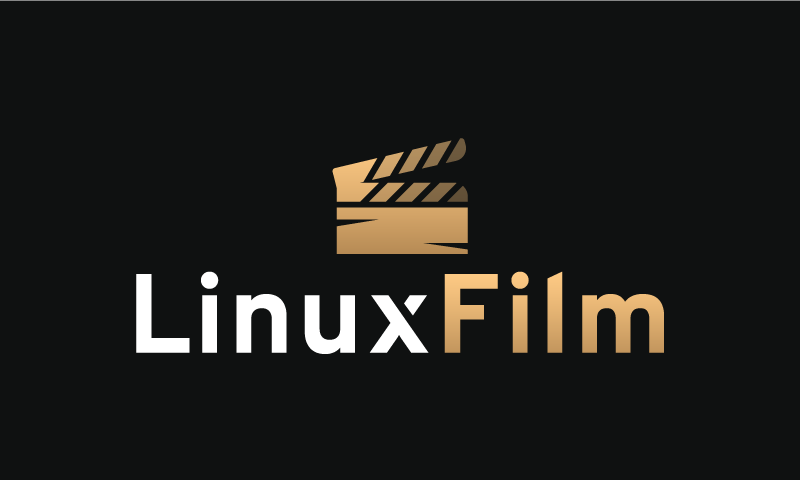 Linuxfilm - Movie business name for sale