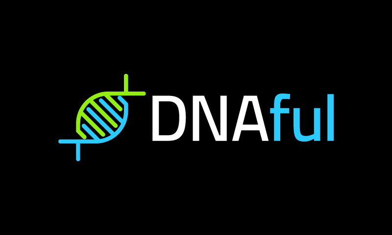 Dnaful - Biotechnology startup name for sale