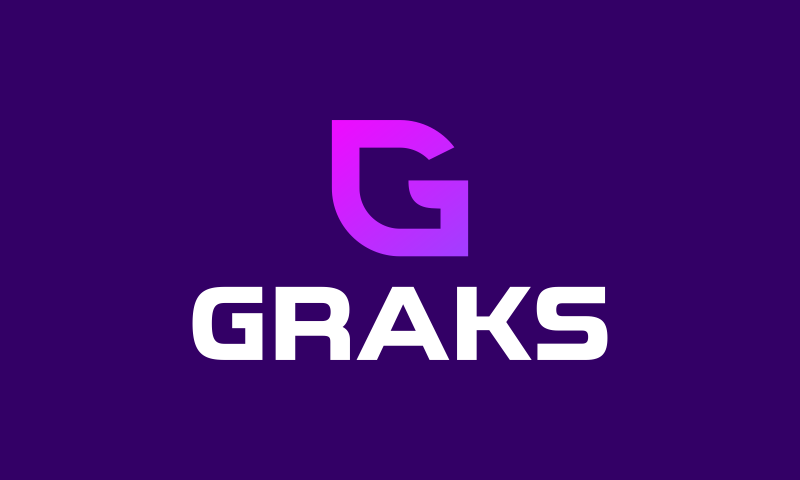 Graks - Business domain name for sale