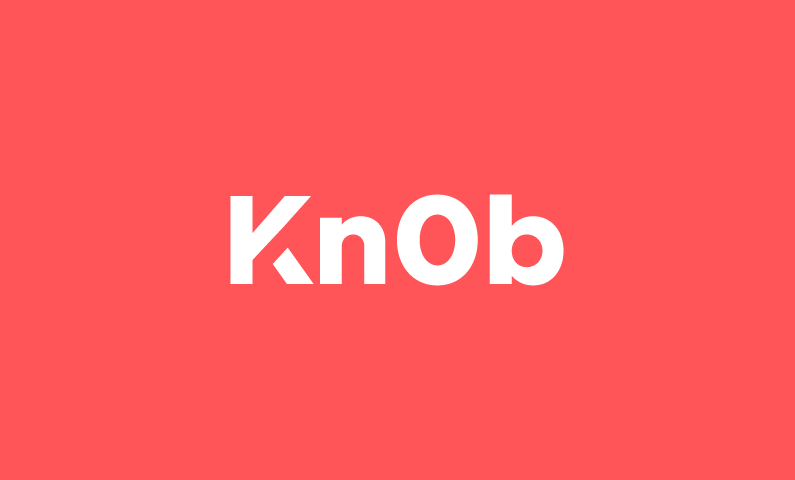 Kn0b - Software startup name for sale