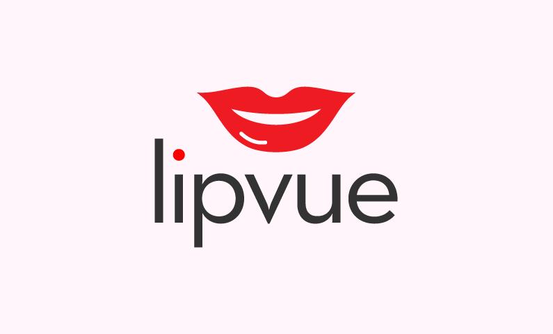 Lipvue logo