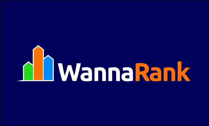 Wannarank - Business domain name for sale