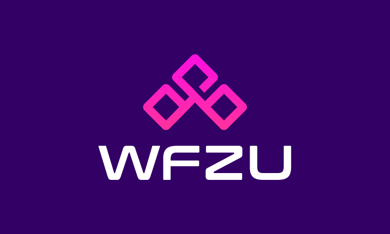 Wfzu - Retail startup name for sale