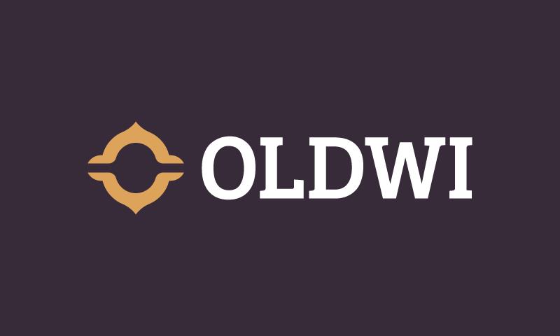 Oldwi - Fashion company name for sale