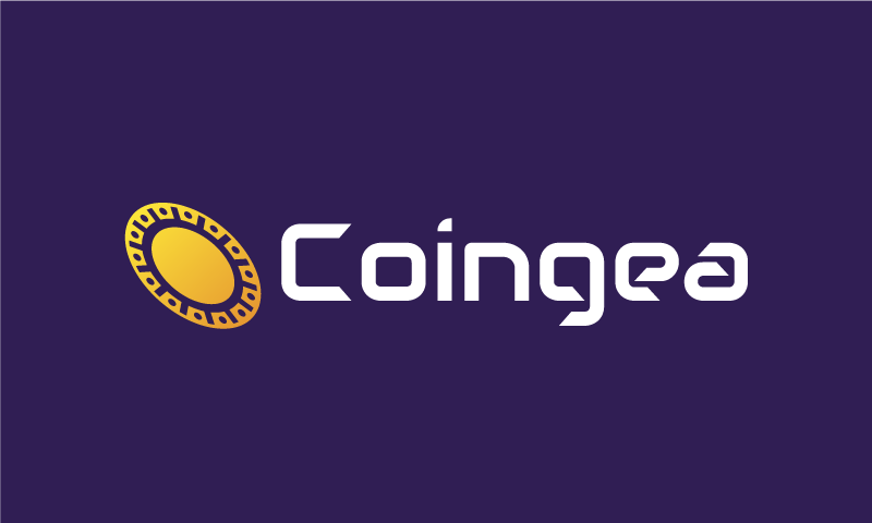 Coingea - Finance domain name for sale