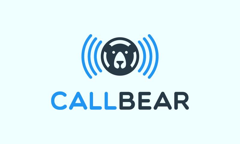 Callbear - Mobile brand name for sale