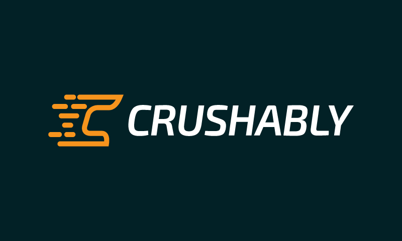 Crushably logo