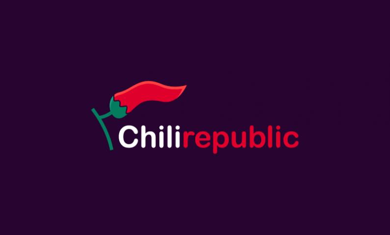 Chilirepublic - E-commerce startup name for sale